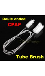 CPAP Brush - Double Ended Stainless Steel Cleaning Brush for Tube - Hose cleaning
