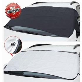 Car SUV Magnetic - Wind shield Windscreen-Sunshade Sun-Shield Shade Sun Block